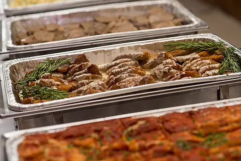 Buffet Or Plated Meal That Is The Question Agora Grand